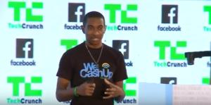 Cédric Atangana, CEO de Infinity Space, fondateur de la Plateforme WeCashUp
