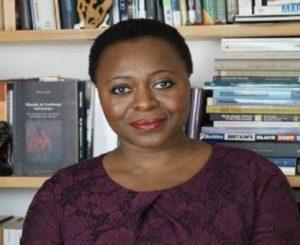 Dr Olivette Otele, première femme noire professeure d'histoire dans une université au Royaume-Uni