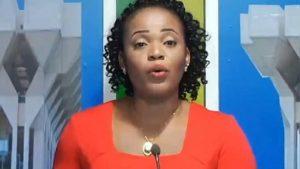 Mimi Mefo Takambou, Chef Service Information et présentatrice vedette en langue anglaise à la chaine de télévision privée, Equinoxe Tv et Radio