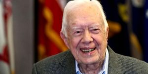 Le message de Jimmy Carter à Donald Trump